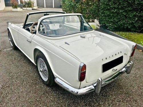 1964 Triumph - TR 4 Sport SOLD (picture 3 of 6)