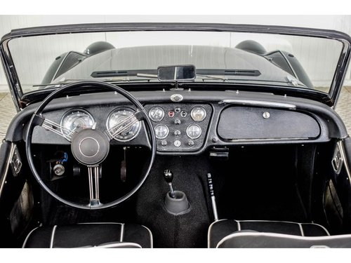 1962 Triumph TR3 TR3B For Sale | Car And Classic