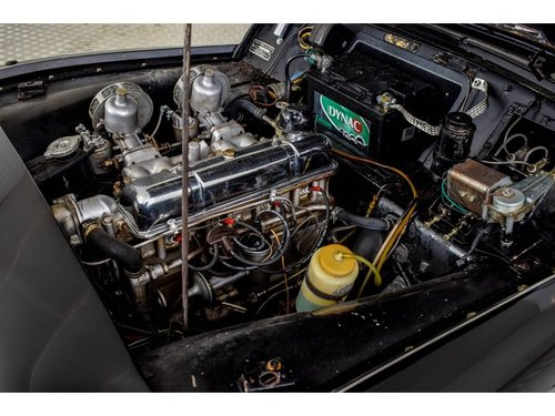 1962 Triumph TR3 TR3B For Sale (picture 6 of 6)