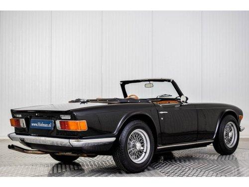 1970 Triumph TR6 PI Overdrive For Sale (picture 2 of 6)