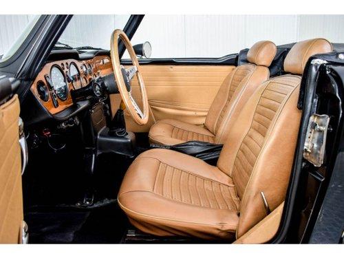 1970 Triumph TR6 PI Overdrive For Sale (picture 5 of 6)