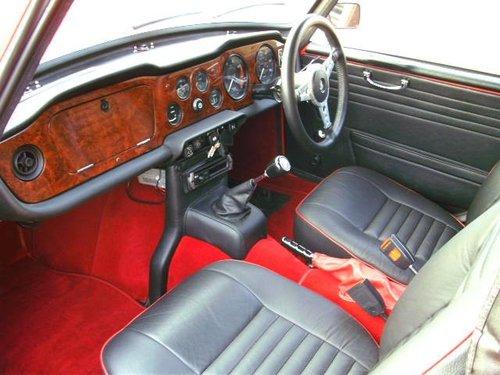 1968 Triumph TR5 PI, Original RHD, Fully restored For Sale (picture 5 of 6)