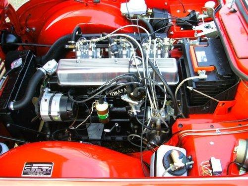 1968 Triumph TR5 PI, Original RHD, Fully restored For Sale (picture 6 of 6)