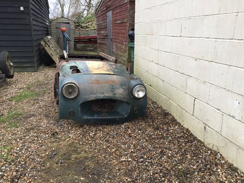 Early UK RHD 1954 Triumph TR2 For Sale (picture 2 of 6)