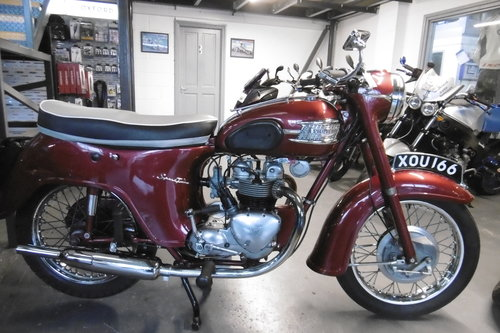 1960 Speed twin 500 Stunning original conditon .All correct  For Sale (picture 1 of 6)
