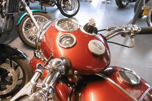 1960 Speed twin 500 Stunning original conditon .All correct  For Sale (picture 4 of 6)