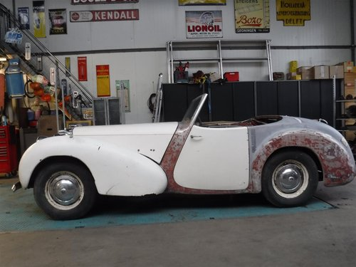 1948 Triumph 2000 roadster '48 For Sale (picture 2 of 6)