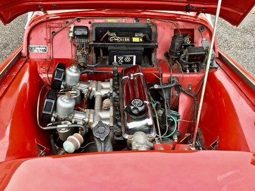 1958 TRIUMPH TR3 A SOLD (picture 4 of 6)