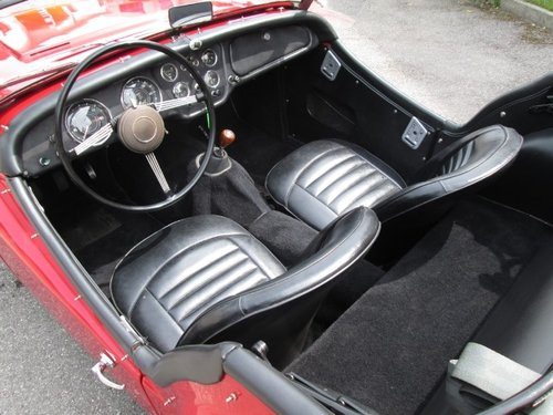 1958 TRIUMPH - TR3A For Sale (picture 4 of 6)