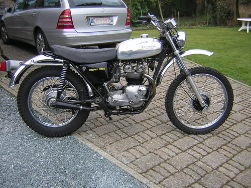 1973 Triumph Trophy Trail SOLD (picture 1 of 6)