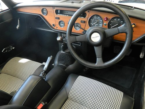 1981 TRIUMPH SPITFIRE 1500 For Sale (picture 4 of 6)