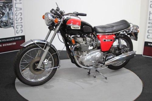 1973 Triumph Trident T150 750cc  For Sale (picture 3 of 6)