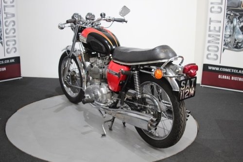 1973 Triumph Trident T150 750cc  For Sale (picture 4 of 6)