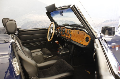 1972 Triumph TR 6 2,5 - New softtop For Sale (picture 6 of 6)