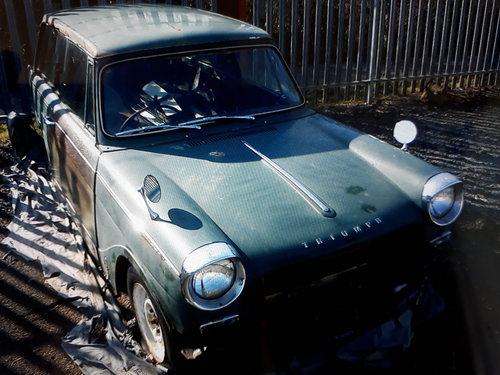 1964 Triumph Herald 1200 Estate SOLD (picture 2 of 6)