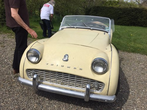 1960 LHD TR3  For Sale (picture 1 of 6)