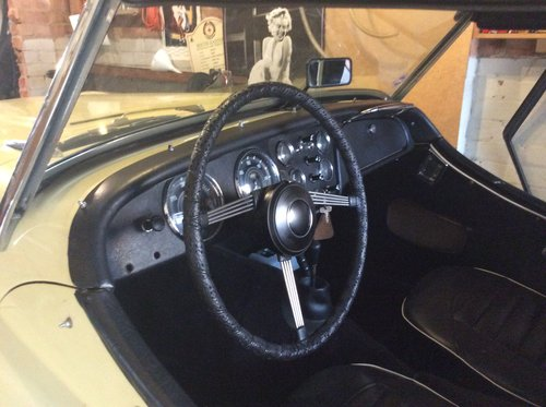 1960 LHD TR3  For Sale (picture 6 of 6)