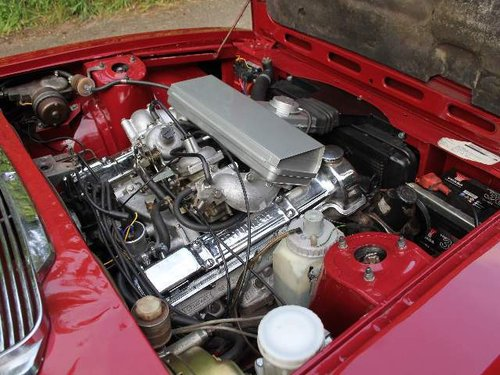 1976 Triumph Stag Manual with Overdrive - Recent Engine Rebuild SOLD (picture 6 of 6)