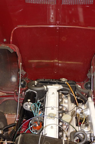 1971 LHD Vitesse MK 2 Convertible - 1 of ca.390 For Sale (picture 3 of 5)