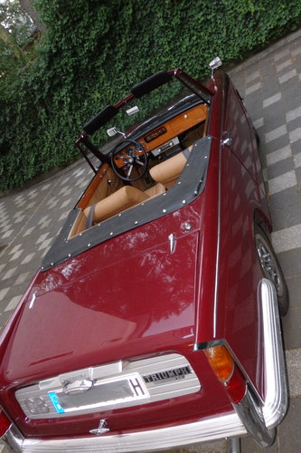 1971 LHD Vitesse MK 2 Convertible - 1 of ca.390 For Sale (picture 5 of 5)