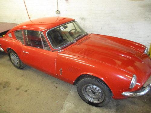 TRIUMPH GT6+ 1969 EXCELLENT PROJECT  For Sale (picture 1 of 6)
