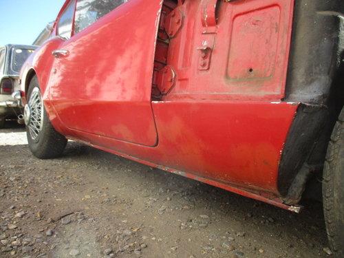 TRIUMPH GT6+ 1969 EXCELLENT PROJECT  For Sale (picture 2 of 6)