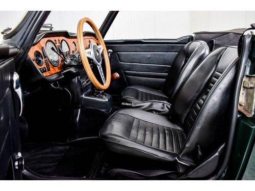 1973 Triumph TR6 Pi Overdrive For Sale (picture 5 of 6)