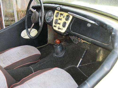 1958 Triumph TR3a SOLD (picture 5 of 6)