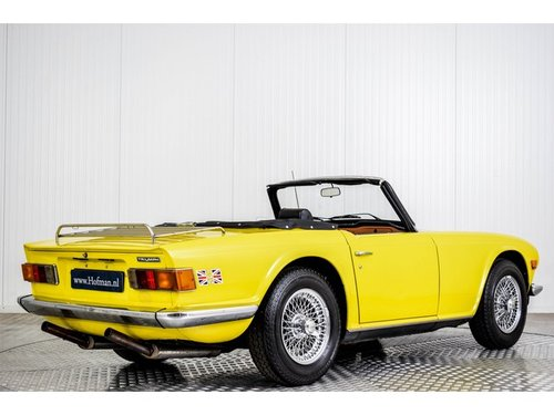 1974 Triumph TR6  For Sale (picture 2 of 6)