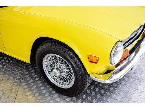 1974 Triumph TR6  For Sale (picture 6 of 6)
