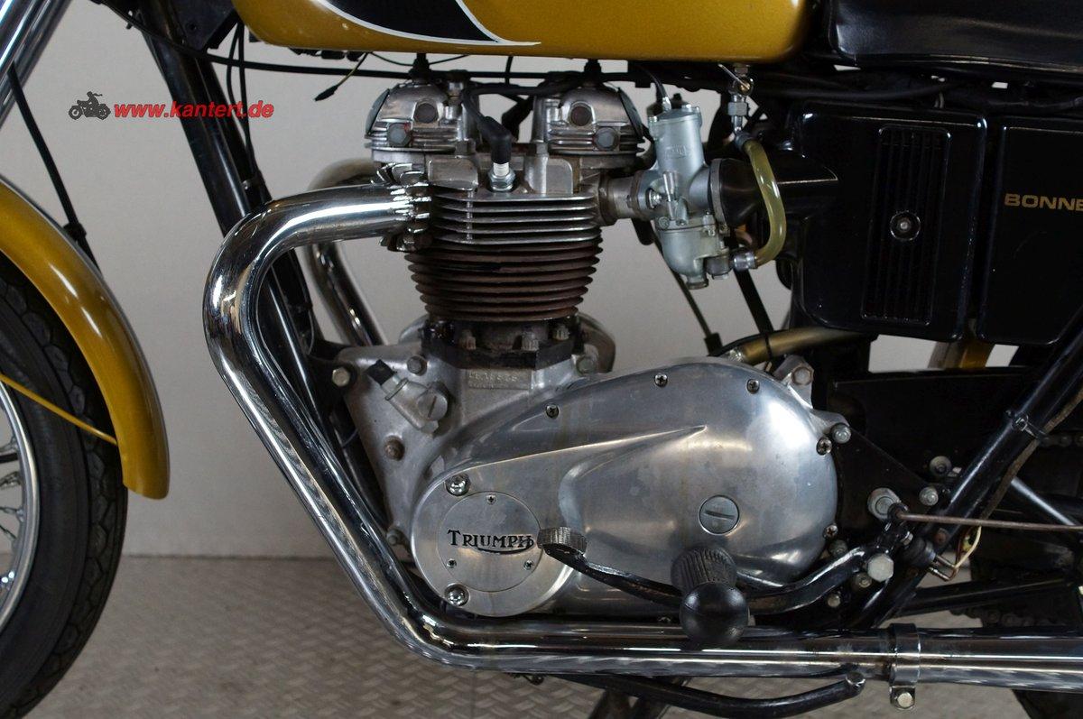 1973 Triumph Bonneville T 20 R, 649 cc, 50 hp For Sale (picture 3 of 6)