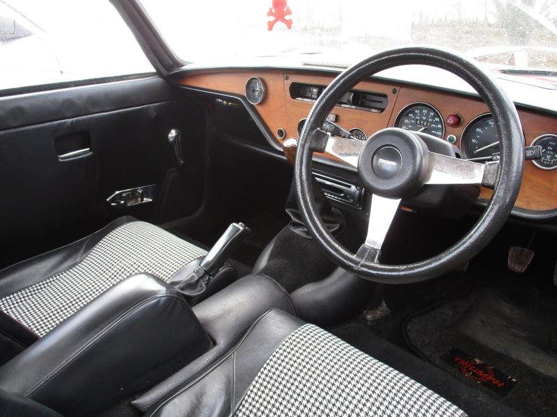 1978 Triumph Spitfire For Sale (picture 4 of 4)