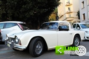 Triumph TR4 Iris del 1962, Perfetta For Sale