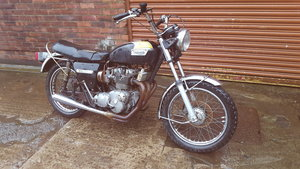 Picture of 1974 Triumph T150V Trident - American barn find SOLD