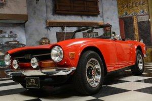1972 Triumph TR6 Cabrio