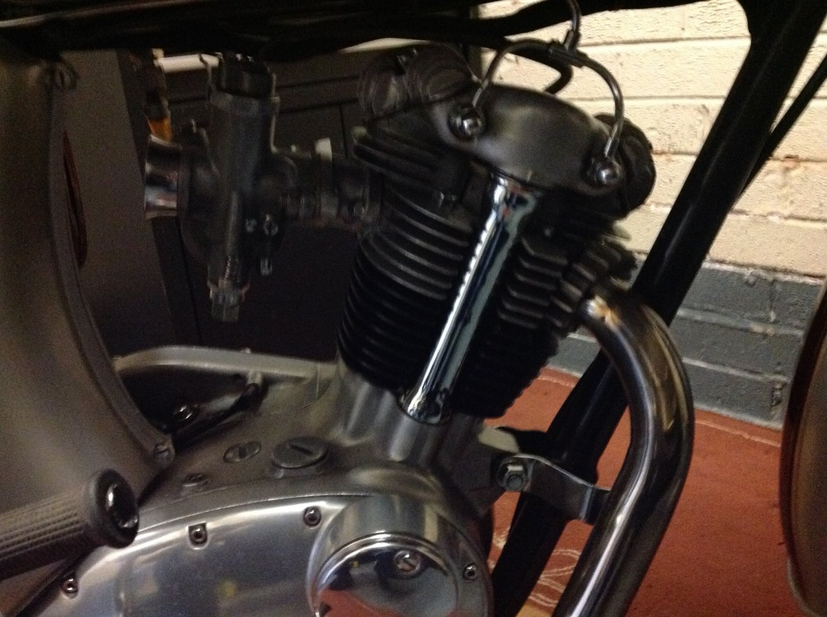 1966  Triumph Tiger Cub ( Price Reduced ) SOLD (picture 6 of 6)