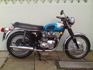 1977 TRIUMPH DAYTONA T100R SOLD