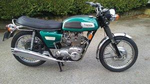 1968 Triumph T150 Trident