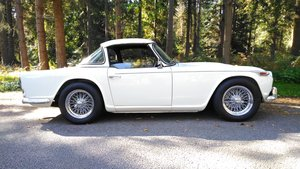 1967 Triumph TR's Wanted &
