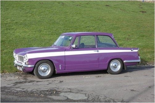 RARE 1967 VITESSE SALOON A1+ CONDITION SOLD (picture 1 of 6)