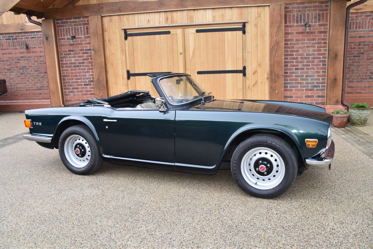 1972 TR6 SOLD (picture 2 of 6)