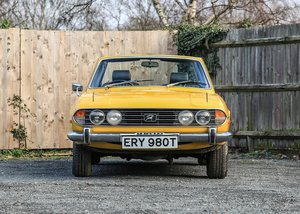 1978 Triumph Stag SOLD by Auction