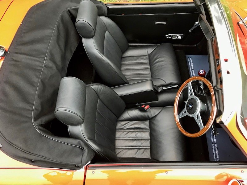 1981 Triumph Spitfire 1500 - £20k Resto - Stunning SOLD (picture 4 of 6)