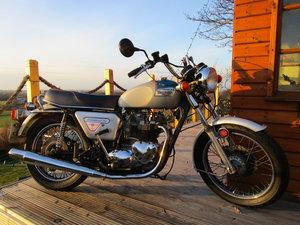 1977 SILVER JUBILEE Triumph T140 J
