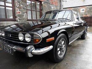 1972 Triumph Stag Mk1 17k Miles SOLD