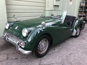 ***1960 Triumph TR3 For Sale