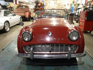 1962 Triumph TR3A '62 For Sale