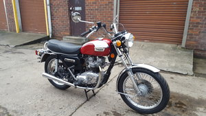 1978 Triumph 750 Tiger - SOLD awaiting collection SOLD