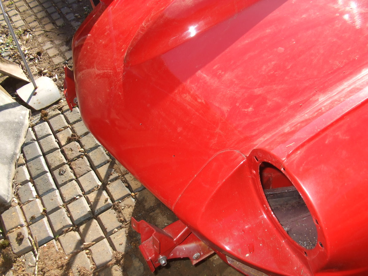 1969 GT6 MK2 CHASSIS UP RESTO NEEDS FINAL COMPLETION For Sale (picture 5 of 6)