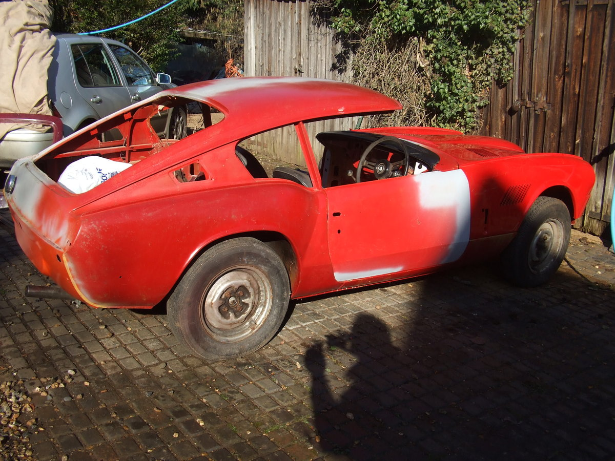 1969 GT6 MK2 CHASSIS UP RESTO NEEDS FINAL COMPLETION For Sale (picture 6 of 6)
